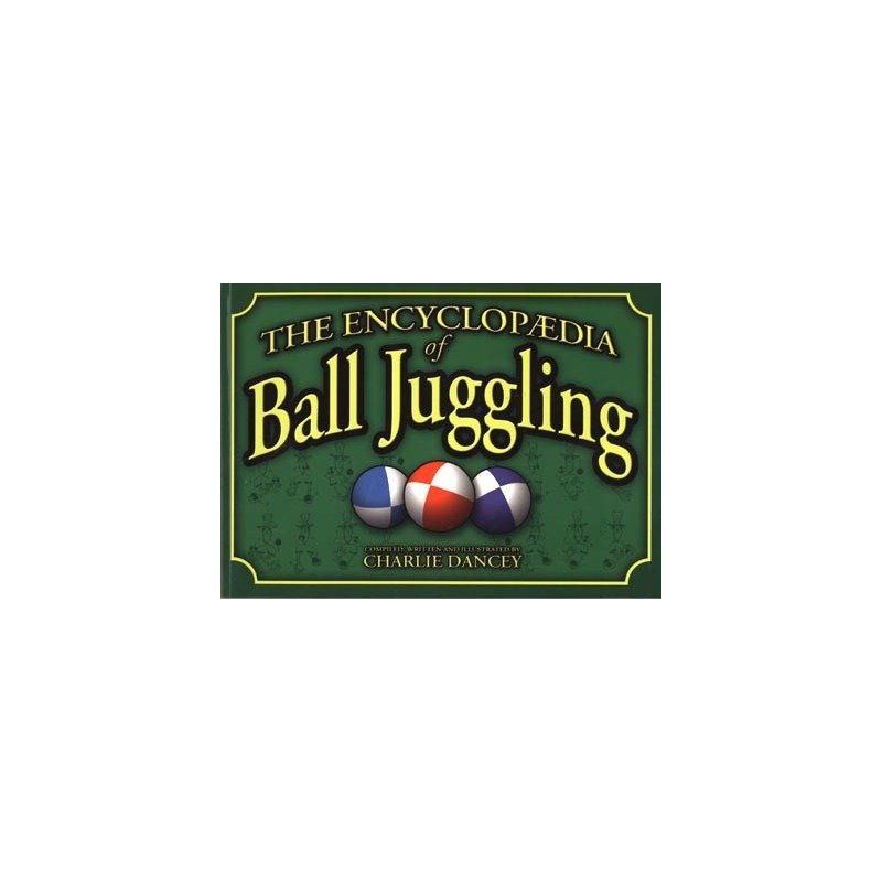 "Libro ""The Encyclopedia of ball juggling book"""