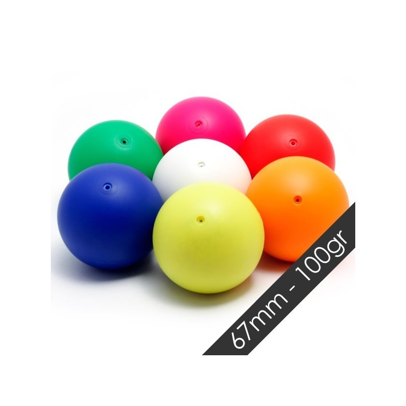 Pelota rusa SOFT RUSSIAN 67mm 100gr