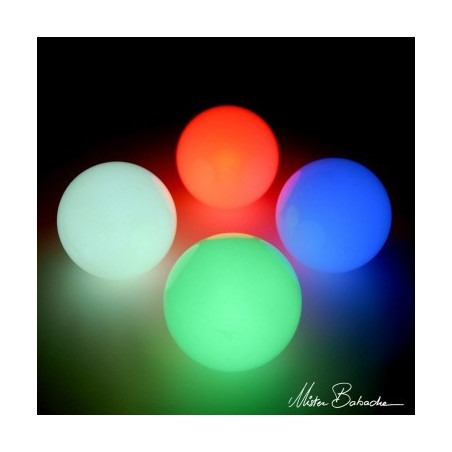 Pelota LED MISTER BABACHE 100mm