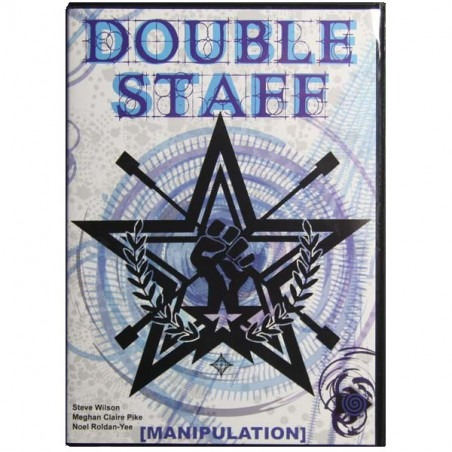 "DVD ""Double Staff"" - dos bastones"