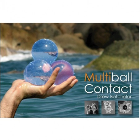 Libro de Contact Rolling - Multiball Contact Juggling Book