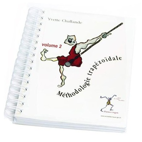 "Libro ""Methodology Trapezoidale"" vol. 2 trapecio Duo"