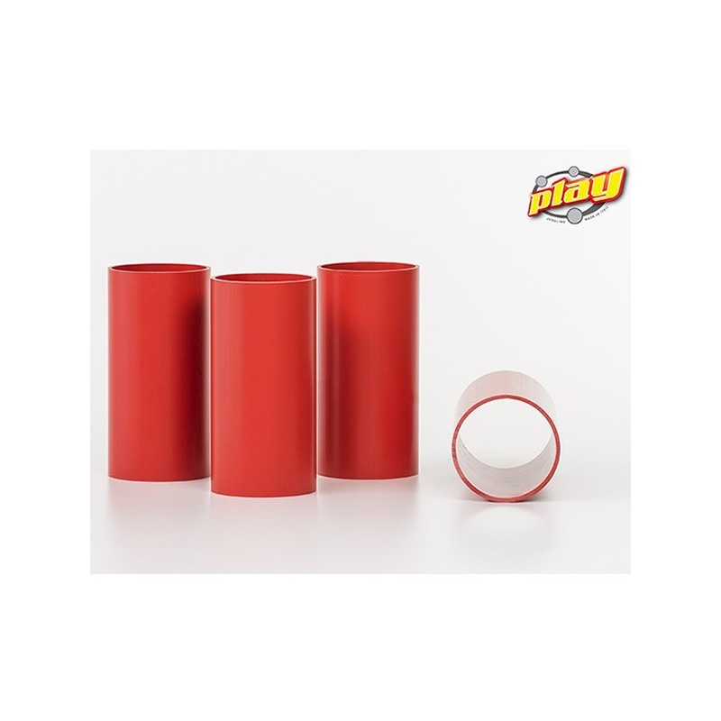 Set 4 rulos intermedios Play Juggling