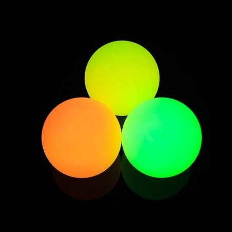 Pelota LED 95mm 360gr Multifunción - Juggle Dreams