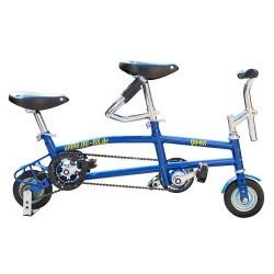 Mini tandem con ruedas de...