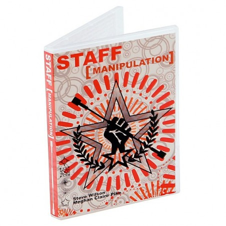 "DVD ""Staff Manipulation"""