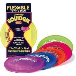 Frisbee squidgie - Disco...