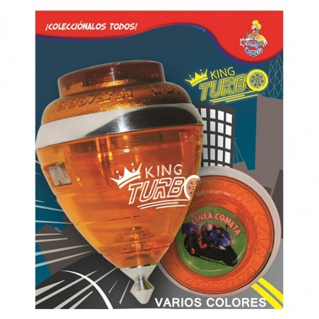 Trompo Peonza KING TURBO - COMETA