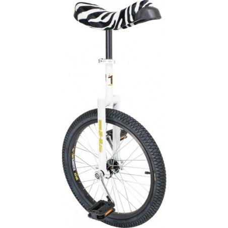 """Monociclo Freestyle: LUXUS ZEBRA Qu-Ax 20"""""""