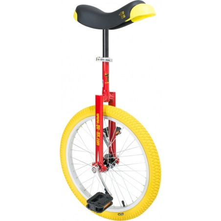"""Monociclo Freestyle: LUXUS ROJO Qu-Ax 20"""""""