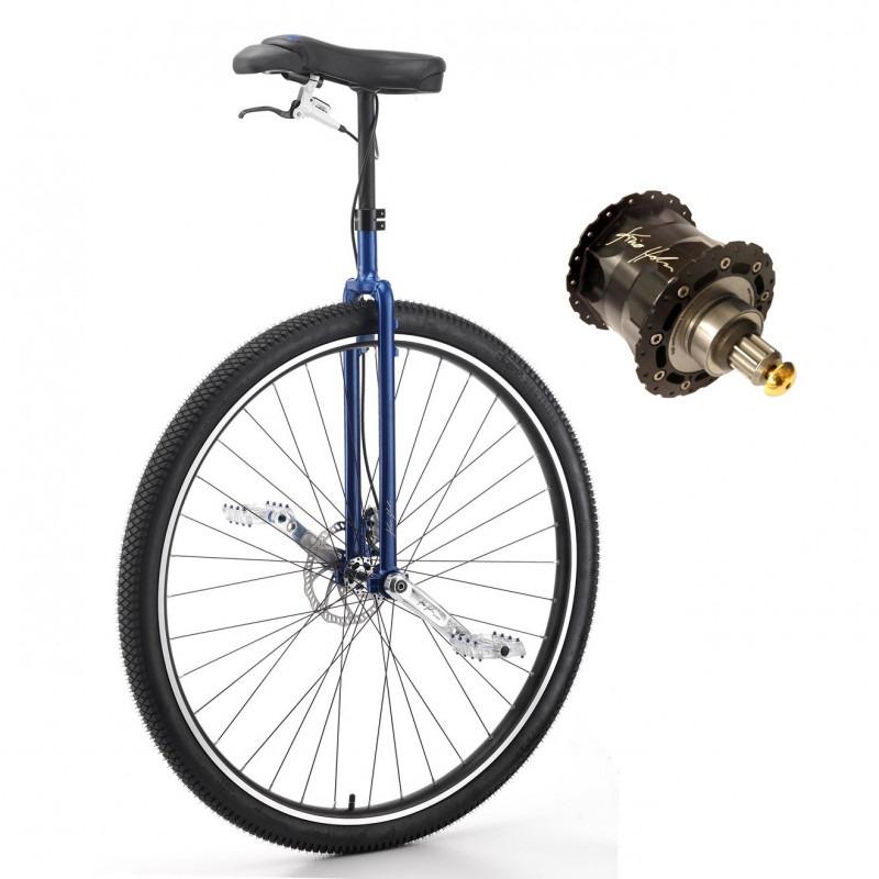 "Monociclo Kris Holm 36"" SPIRIT con Eje Schlumpf 2017"