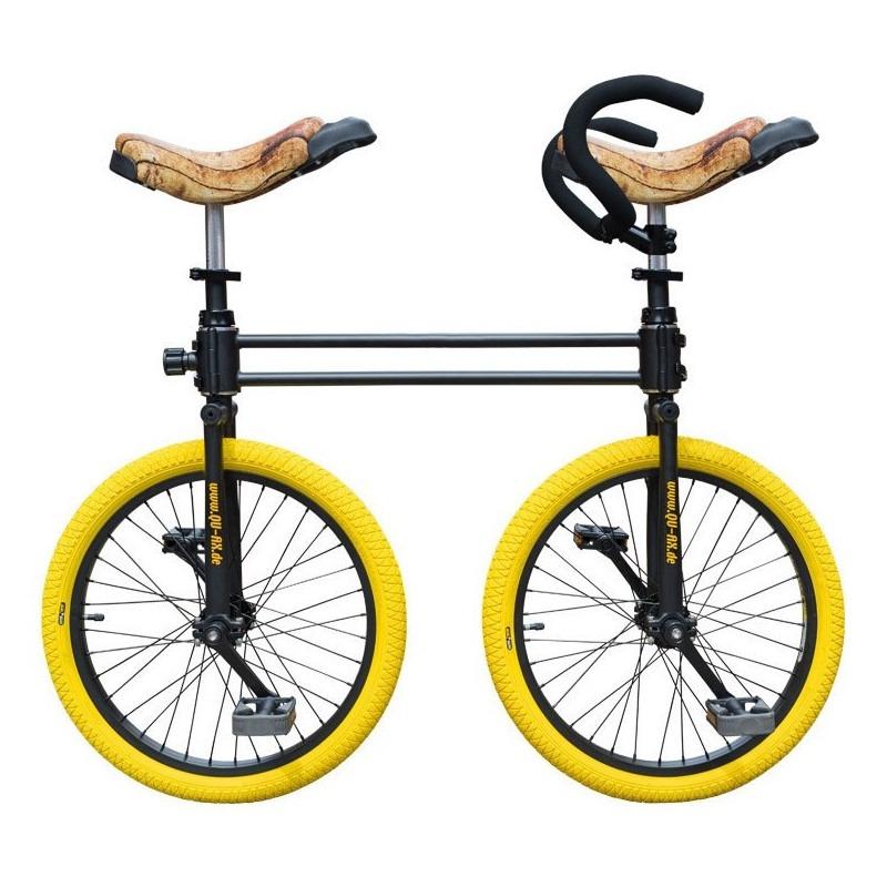 Tandem Monociclo Qu-Ax - Supertrickbike