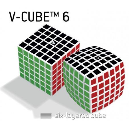 V-Cube 6x6x6 Pillow