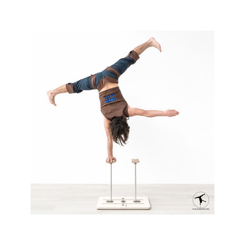 Tabla de Equilibrios de Manos - PULLS Play-Circus Division