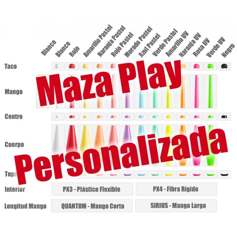 Maza Play Juggling Personalizada - PX3/PX4 Quantum/Sirius