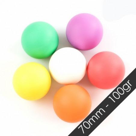 Pelota ESCENA 70mm 100gr - Color Pastel