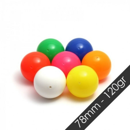Pelota SIL-X LIGHT 78mm 120gr