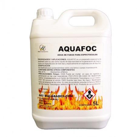 Agua de fuego Garrafa de 5 Litros