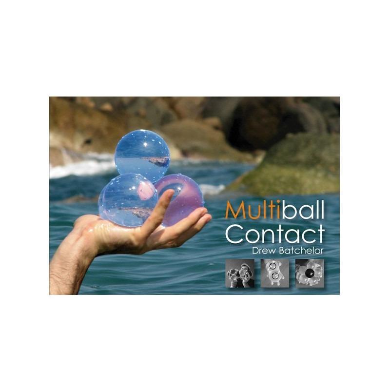 Libro de Contact Rolling - Multiball Contact Juggling Book