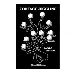 Libro Contact Juggling Book...