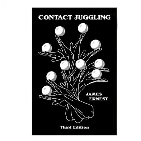 Libro Contact Juggling Book - James Ernest