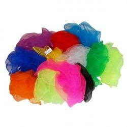 Pañuelos para malabares