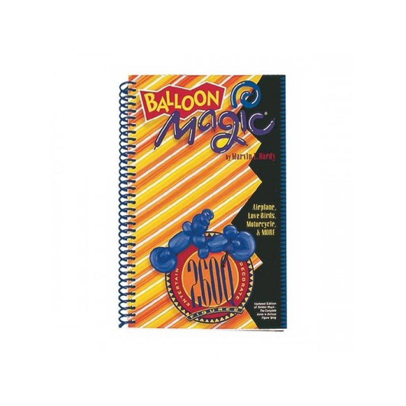 Libro Qualatex Balloon Magic 260Q Figure Book