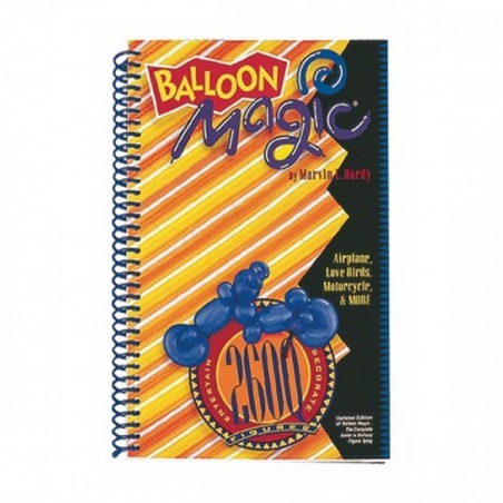 Libro Qualatex Balloon Magic 260Q Figure Book