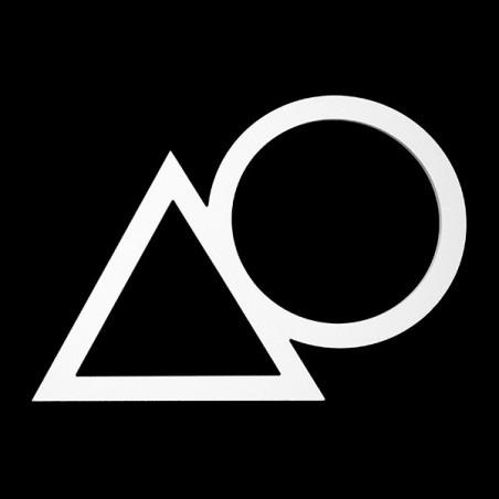 Aro manipulación - Aro con triángulo