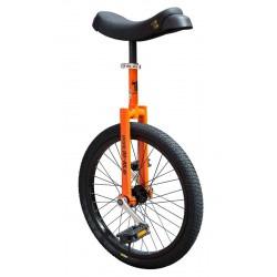 "Monociclo Freestyle: LUXUS  NARANJA Qu-Ax 20"""
