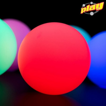 Pelota LED 90mm 330gr - Play