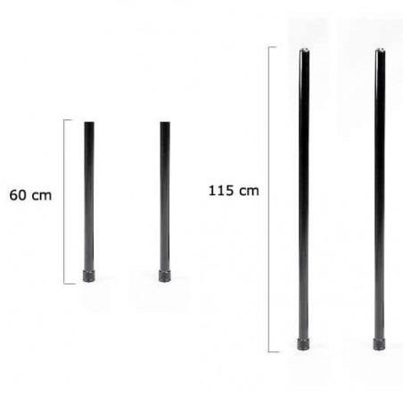 Extensión para zancos Pro2 Voltige Shock Absorber - regulables 40/95 para 1,85m / 85Kg