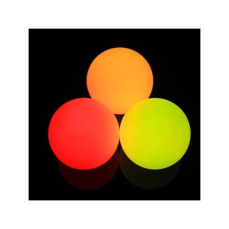 Pelota LED 70mm 144gr - Multifunción Recargable - Juggle Dreams