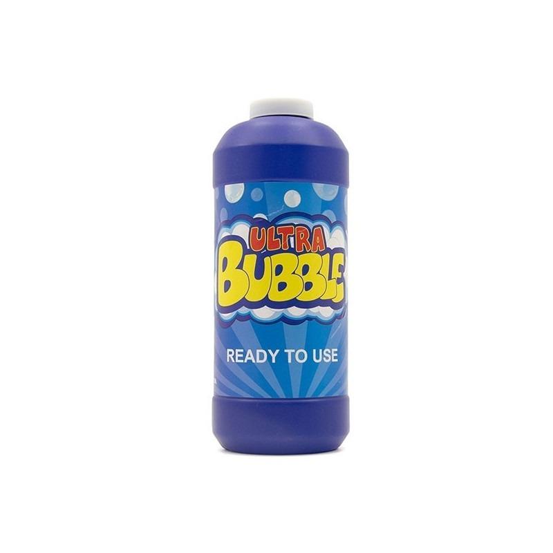Liquido para pompas de jabón 236ml Uncle Bubbles