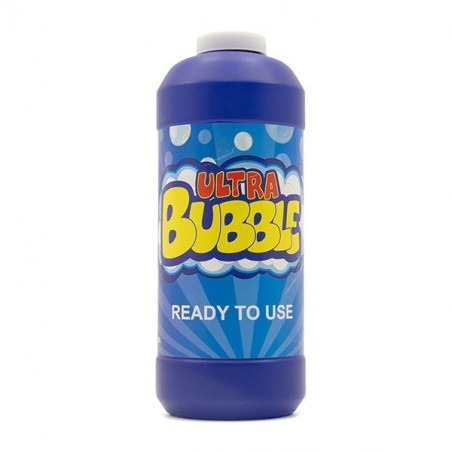 Liquido para pompas de jabón 236ml Uncle Bubbles