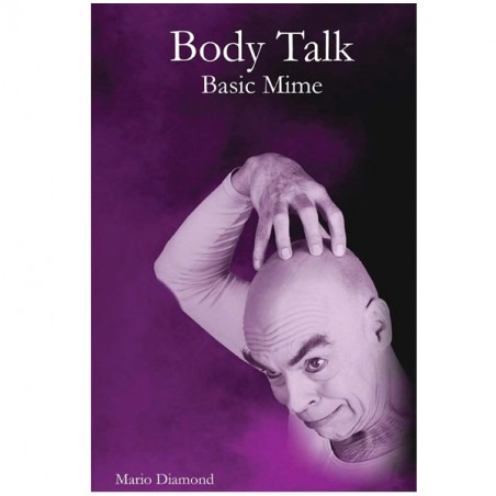 "Libro ""Body Talk - Basic Mime"""