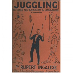 "Libro ""Juggling: or: How to..."