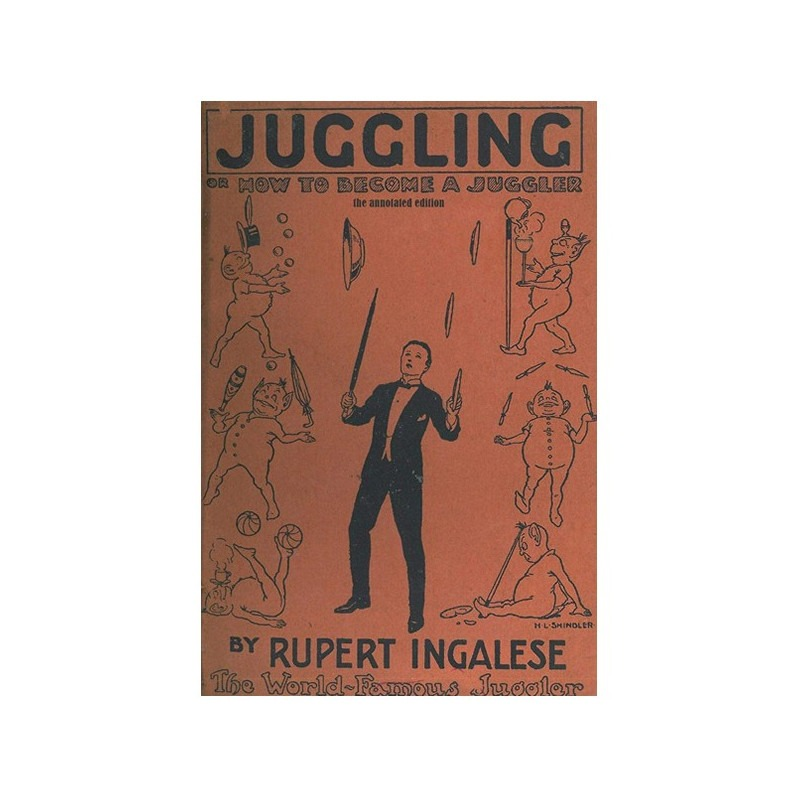 "Libro ""Juggling: or: How to Become a Juggler"""