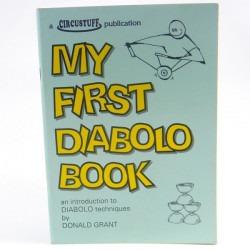 """Libro """"My first Diabolo Book"""""""