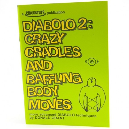"Libro ""Diabolo2: Crazy Cradles and Baffling Body Moves"""