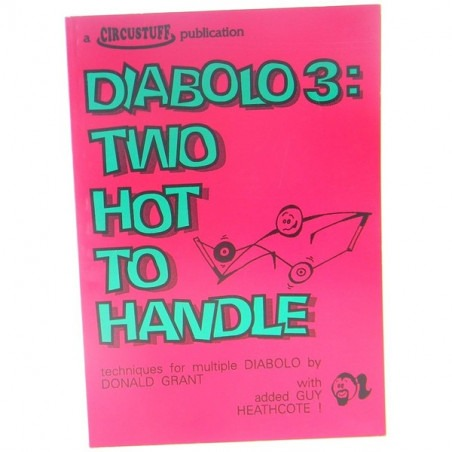 "Libro ""Diabolo3: Two hot to handle"""