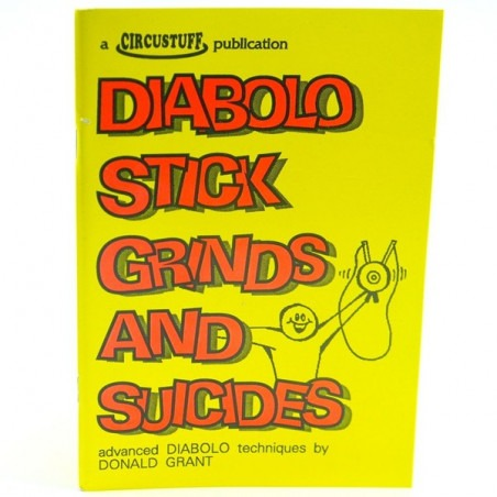 "Libro ""Diabolo Stick Grinds and Suicides"""