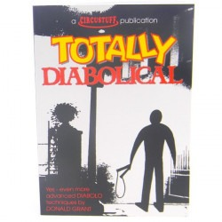 "Libro ""Totally Diabolical"""