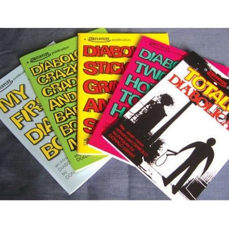 PACK LIBROS DIÁBOLO - Todos los libros de Donald Grant