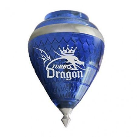 Trompo Peonza Turbo Dragon King Alu - COMETA