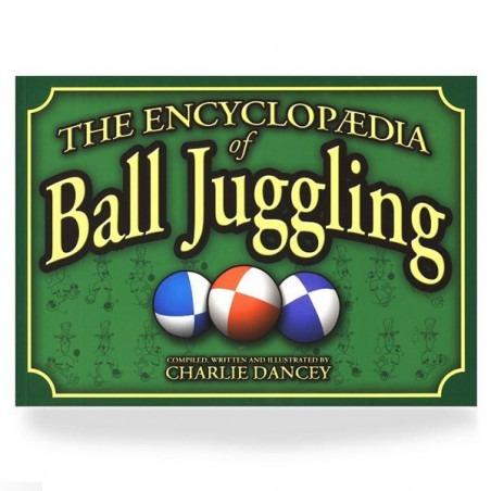 """Libro """"The Encyclopedia of ball juggling book"""""""