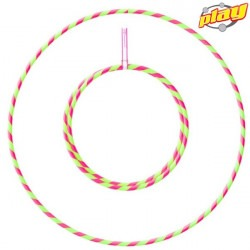 Hula Hoop decorado PLAY...