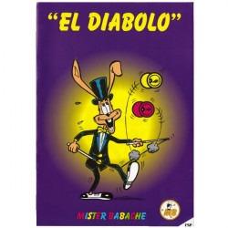 """Libro """"El Diabolo"""" - Mister..."""