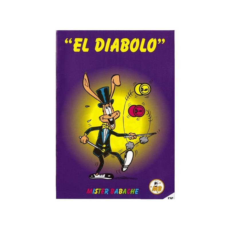 """Libro """"El Diabolo"""" - Mister Babache"""