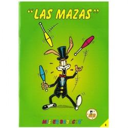 "Libro ""Las Mazas"" - Mister..."
